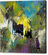 La Provence 24 Canvas Print