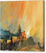 La Provence 25 Canvas Print