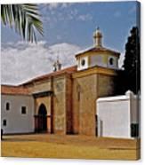 La Rabida Monastery - Huelva Canvas Print