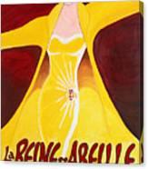 La Reine Abielle Canvas Print