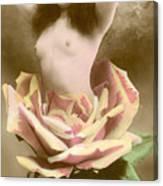 La Rose Canvas Print