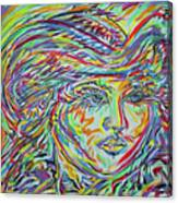 La Rosita Canvas Print