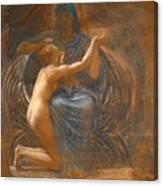 La Vierge Consolatrice Canvas Print