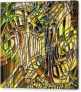 Labirinto2 Canvas Print