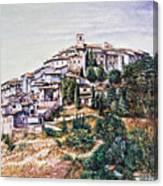 Labro Canvas Print