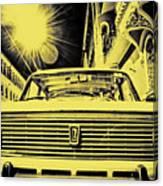 Lada 2101 Canvas Print