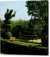 Ladew Topiary Gardens Canvas Print