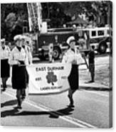 Ladies Auxiliary Of East Durham Canvas Print