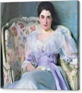 Lady Agnew Canvas Print