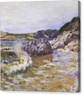 Lady Cove Canvas Print