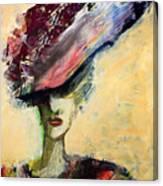 Lady Diana Canvas Print