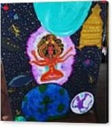 Lady Earth Canvas Print