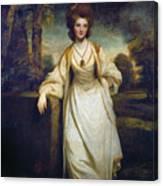 Lady Elizabeth Compton Canvas Print