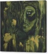 Lady Ivy Canvas Print