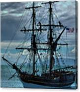 Lady Washington-3 Canvas Print