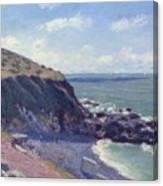 Ladys Cove Canvas Print