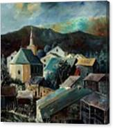 Laforet Village  Canvas Print