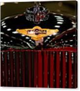 Lagonda Badge Canvas Print