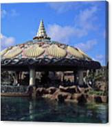 Lagoon Bar And Grill Canvas Print