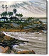 Laguna Beach 91 Canvas Print