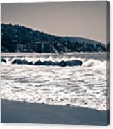 Laguna Beach California Photo Canvas Print