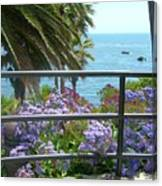 Laguna Beach, Southern California 11 Canvas Print