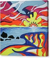 Laguna Canvas Print