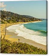 Laguna View Canvas Print