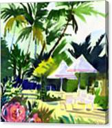 Lahaina Afternoon Canvas Print