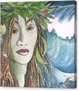 Laka Canvas Print
