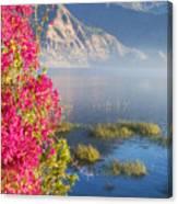 Lake Atitlan Beauty Canvas Print