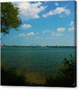 Lake Calhoun 3796 Canvas Print