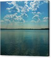 Lake Calhoun 3804 Canvas Print