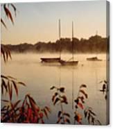Lake Calhoun Canvas Print