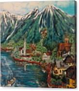 Lake Constance Canvas Print