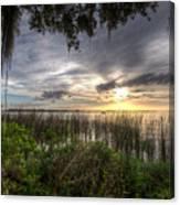 Lake Dora Canvas Print