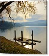 Lake Escape Canvas Print