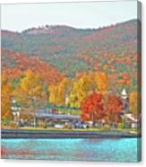 Lake George  14  Canvas Print