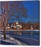 Lake Harriet Bandshell Canvas Print