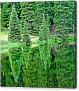 Lake Irene 12-1 Canvas Print