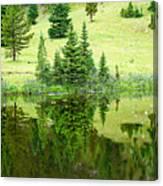 Lake Irene 12-2 Canvas Print