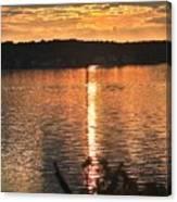 Lake James Canvas Print