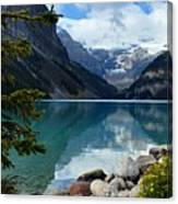 Lake Louise 2 Canvas Print