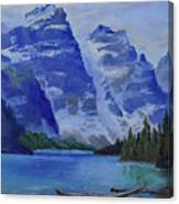Lake Marine Canvas Print