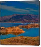 Lake Mead Canvas Print