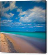 Lake Michigan  Canvas Print