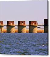 Lake Murray S C 2 Canvas Print