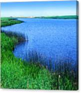 Lake Of The Shining Waters Prince Edward Island Canvas Print