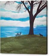 Lake Ontario Canada Canvas Print