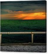 Lake Ontario Dawn Canvas Print